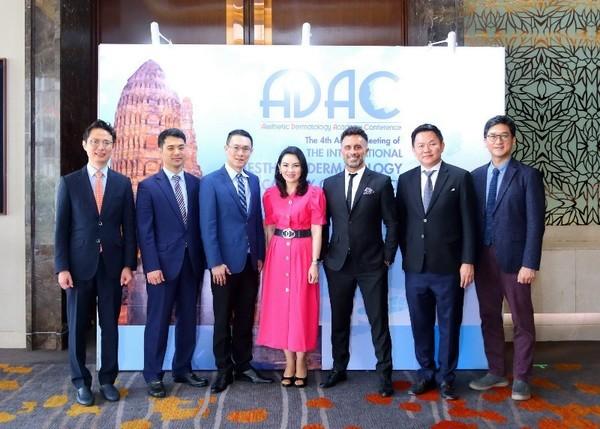 งานประชุมวิชาการนานาชาติ Aesthetic Dermatology Academy Conference (ADAC 2018) ปีที่ 4 และการอบรมหลักสูตรเข้มข้น 3rdiClass Anatomy Cadaver Course Asia
