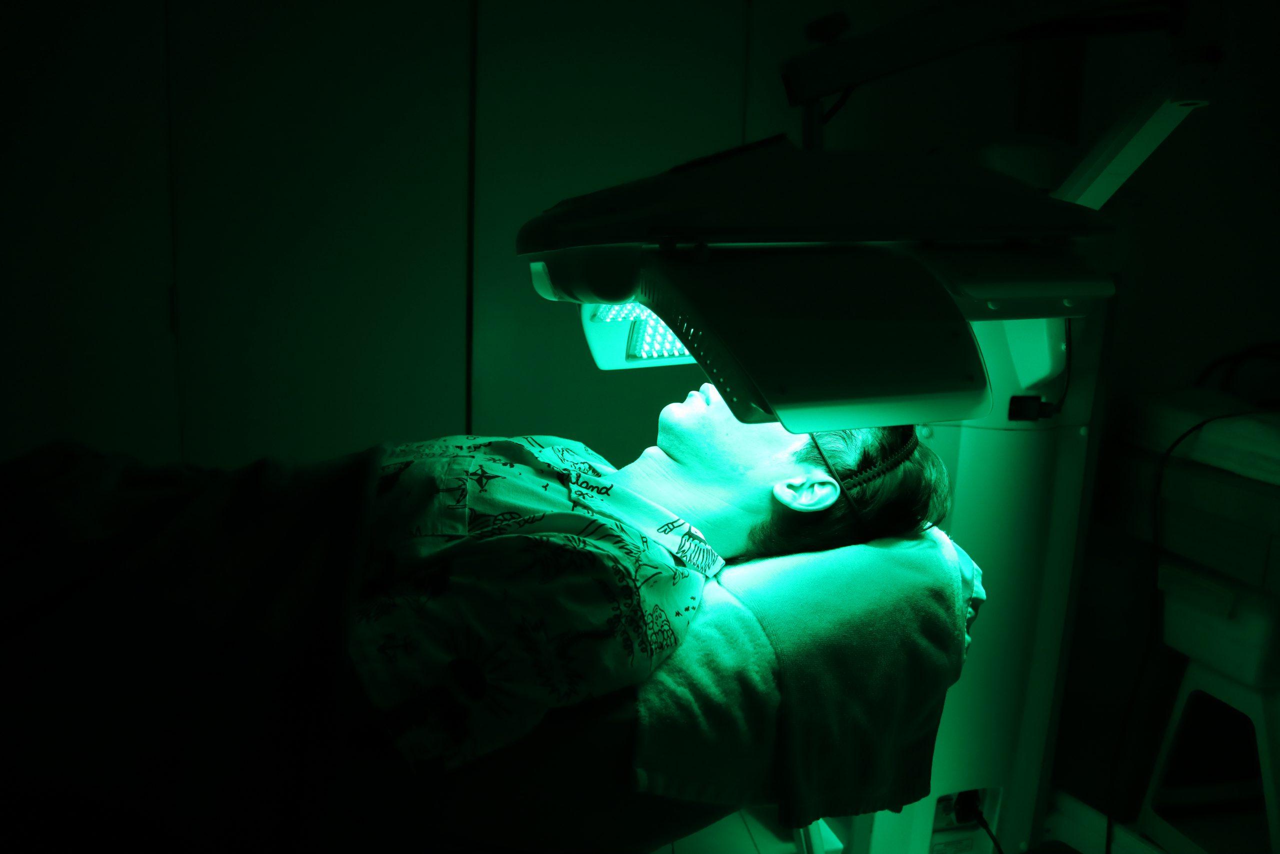 LED Light Therapy แสงรักษา