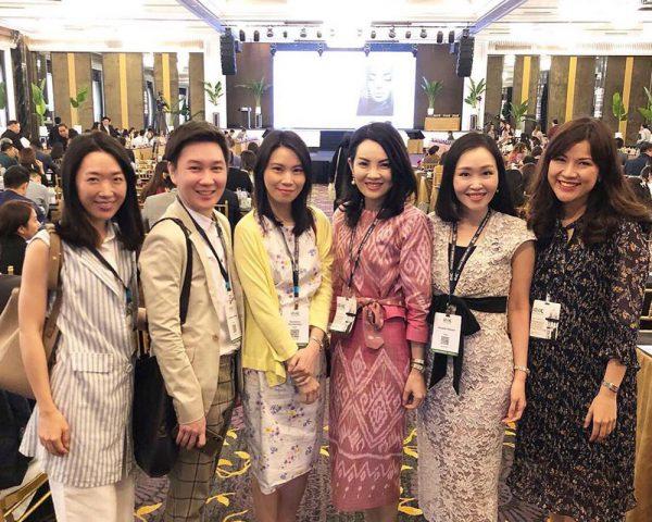 ทีมแพทย์ iSKY จัดงานประชุมวิชาการด้านผิวหนังระดับนานาชาติที่มาเลเซีย
