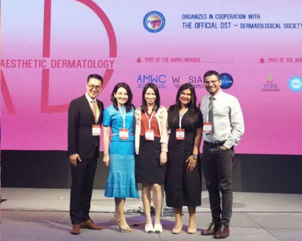 iCAD 2019 | งานประชุมแพทย์ด้านความงามและผิวหนังระดับนานาชาติ ครั้งที่ 10