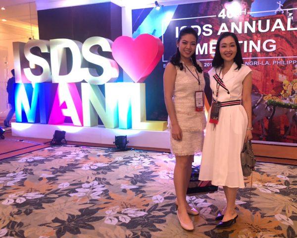 ทีมแพทย์ iSKY ร่วมบรรยายในงาน ISDS ที่ประเทศฟิลิปปินส์