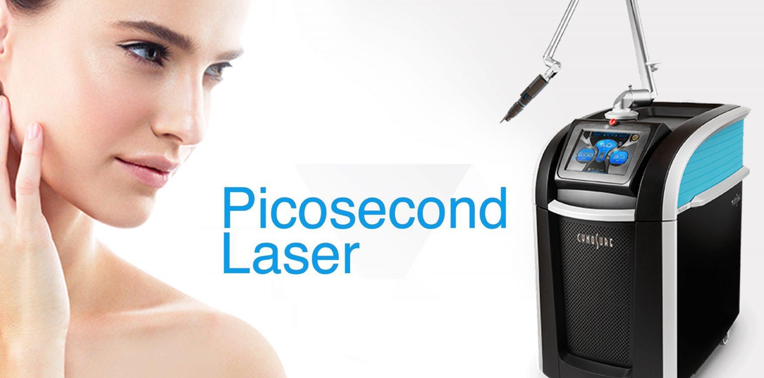 Picosecond Laser ลบรอยสักหลากสี