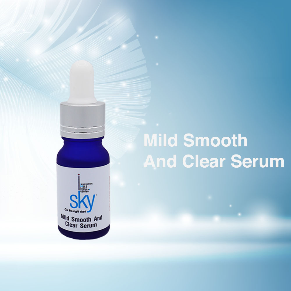 Mild Smooth And Clear Serum