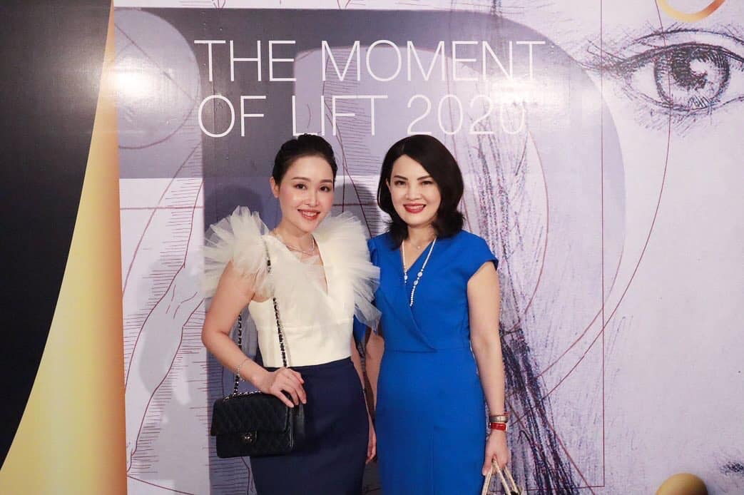 "Recognition award night ""The Moment of lift 2020"""